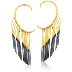 Brinco-Franja-Ear-Cuff-Chains