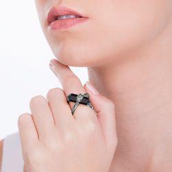 Anel-Knot-Onix-Modelo