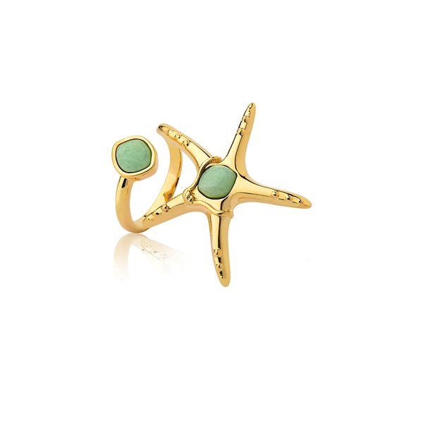 Anel-Starfish-Quartzo-Verde