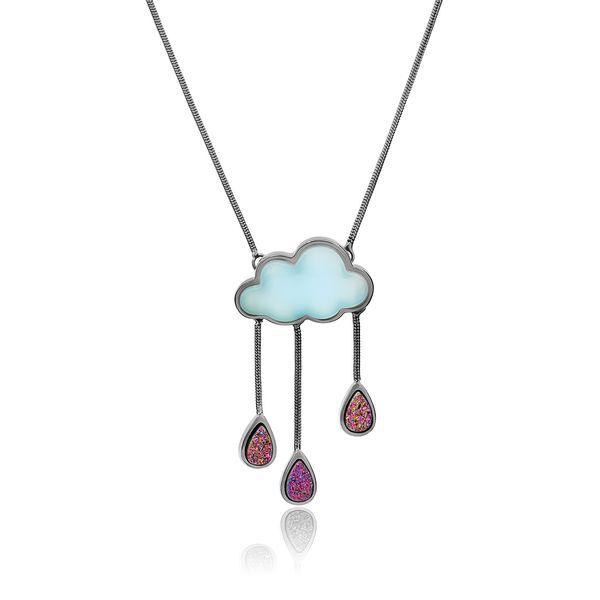 Colar-Rain-Agata-Azul-e-Drusa-Multicolorida