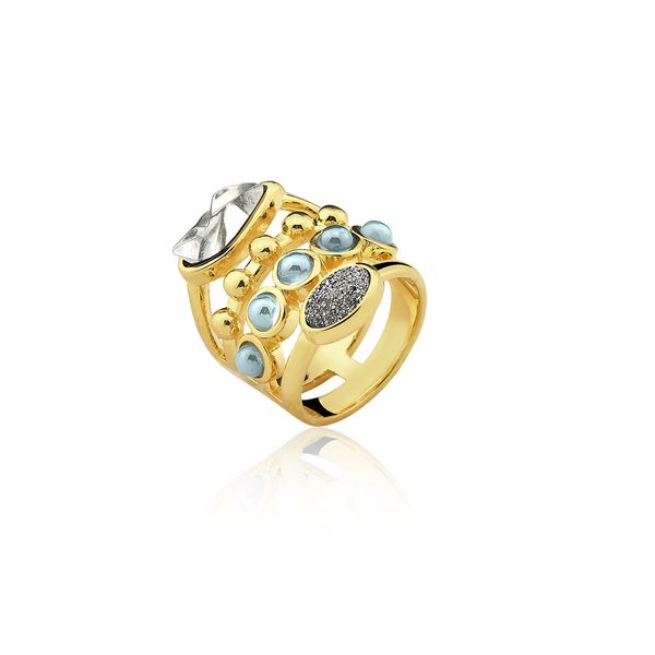 Anel-Capri--Agata-Azul-Cristal-e-Drusa-Metalizada-