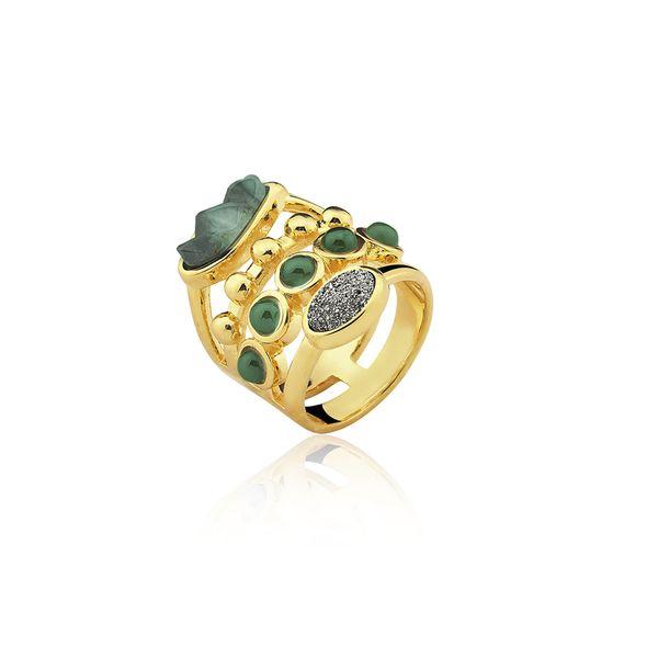 Anel-Capri-Agata-Verde-Esmeralda-e-Drusa-Metalizada