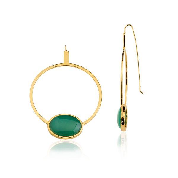 Brinco-Regalo--Agata-Verde