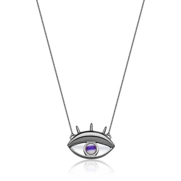 Colar-olhar-Agata-Roxa-e-Espelho