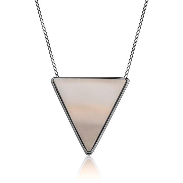 Colar-Triangle-Agata-Cinza