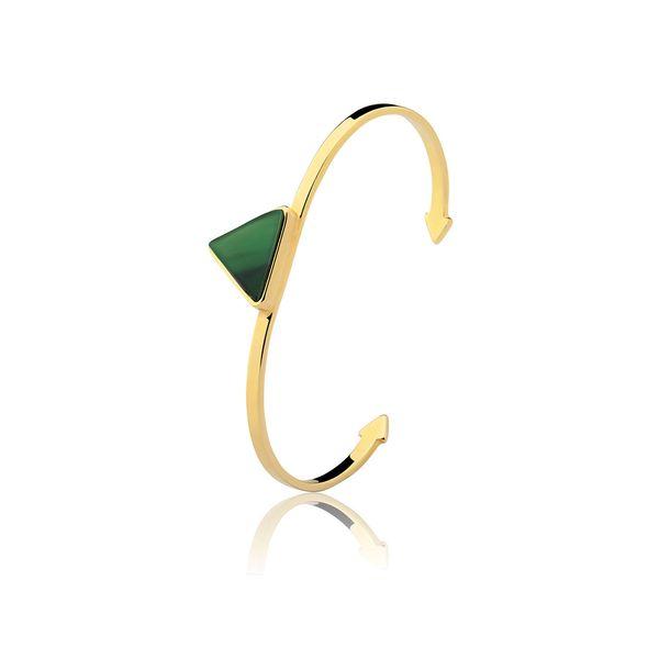 Pulseira-Galaxy-Triangulo-Agata-Verde