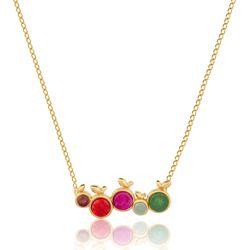 Colar-Tutti-Frutti-Amazonita-Vermelha-Laranja-Rosa-Agata-Azul-e-Quartzo-Verde-