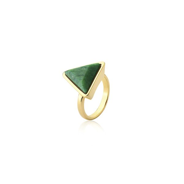 Anel-Little-Triangle---Amazonita-Verde