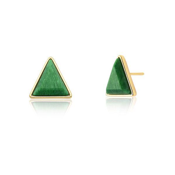 Brinco-Triangle---Amazonita-Verde