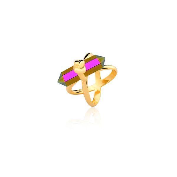 Anel-Knot---Cristal-Multicolorido