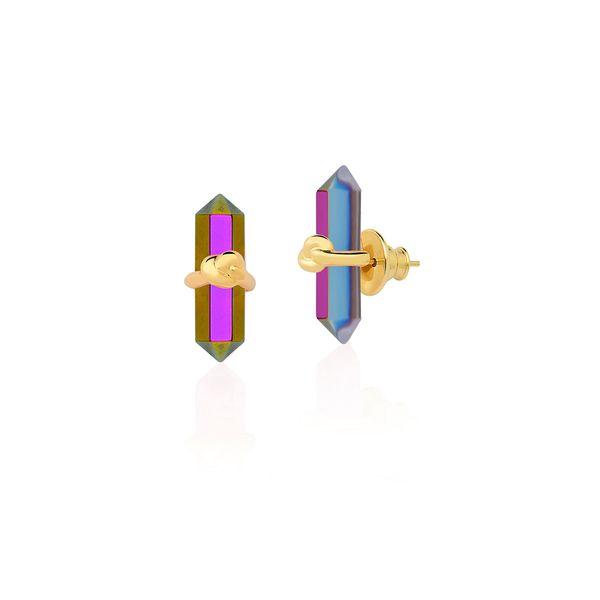 Brinco-Knot-Petit---Cristal-Multicolorido