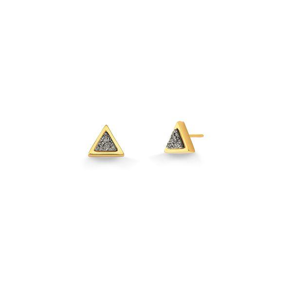 Brinco-Petit-Triangulo---Drusa-Metalizada