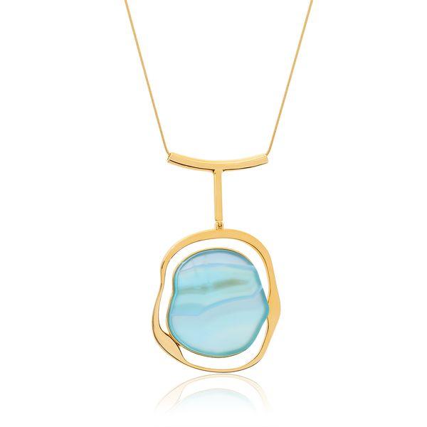 Colar-Soleil---Agata-Azul