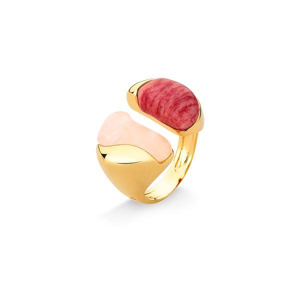 Anel-Zen---Amazonita-Vermelha-e-Quartzo-Rosa-