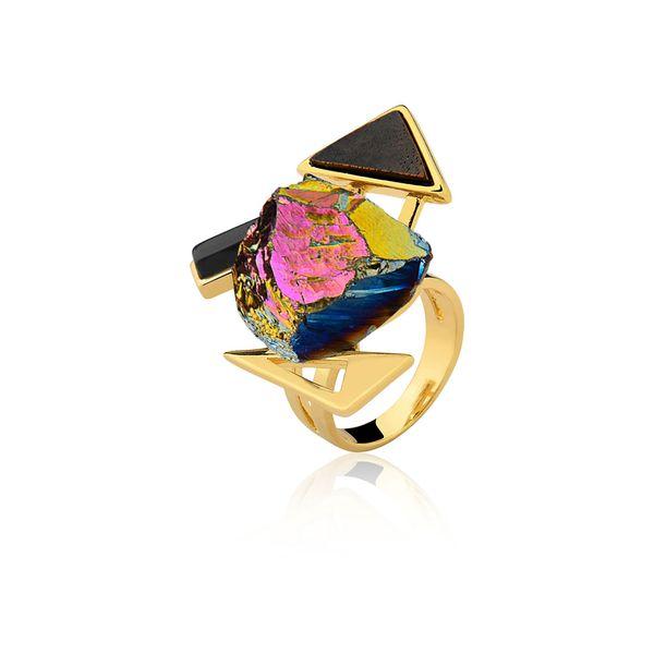 Anel-U-Rock-Bold---Cristal-Multicolorido-Madeira-e-Onix