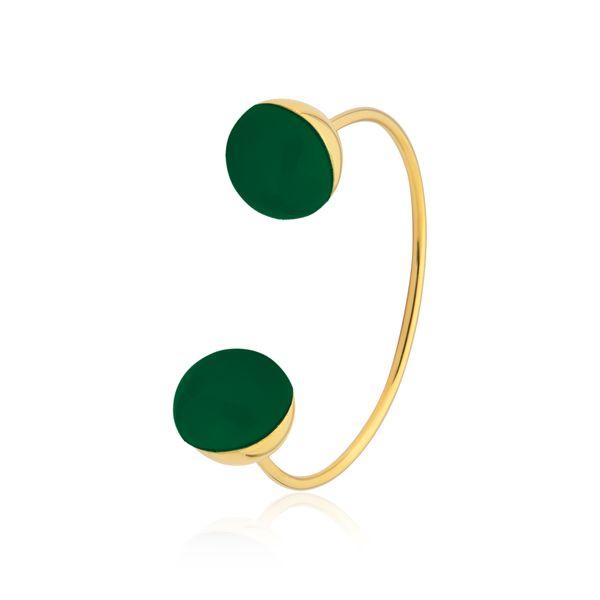 Pulseira-Dot-Eye---Agata-Verde