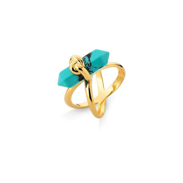 Anel-Knot---Turquesa-Mexicana