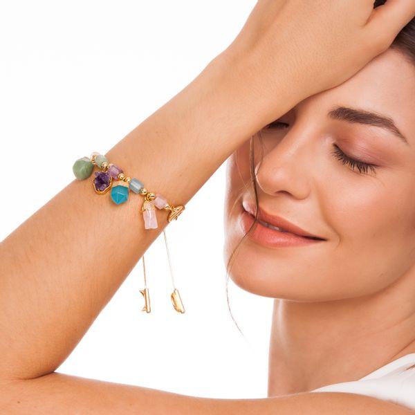 Pulseira-Sagrado-Feminino---Ametista-Agata-Azul-Quartzo-Rosa-e-Verde---Colecao-Dia-da-Mulher