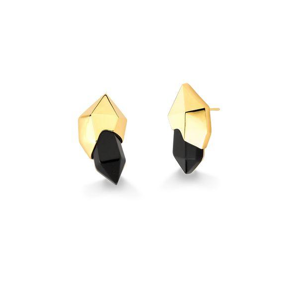 Brinco-Braque---Obsidiana-Preta---Colecao-Galeria