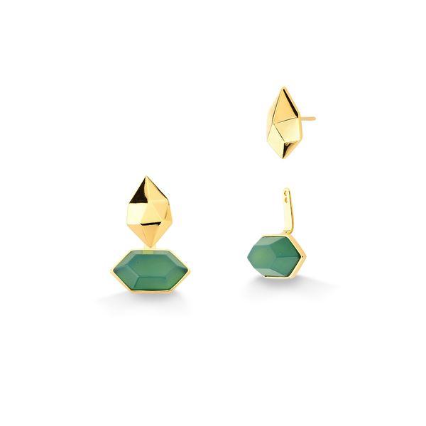 Brinco-Petit-Braque---Agata-Verde---Colecao-Galeria
