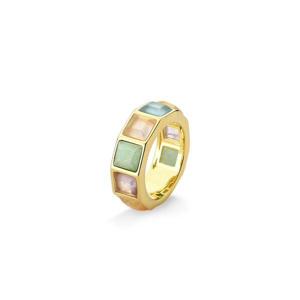 Anel-Stone---Agata-Azul-Ametista-Citrino-Quartzo-Rosa-e-Verde---Colecao-Krypton