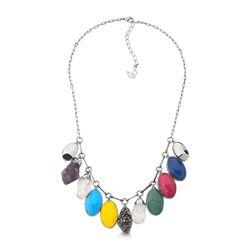Colar-Alegria-2---Agata-Verde-Ametista-Cristal-Drusa-Metalizada-Feldspato-Vermelho-Haulita-Turquesa-Quartzo-Amarel